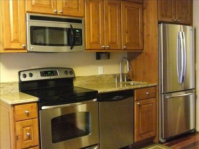 Fully Furnished Kitchen - Completely Remodeled