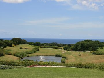 Sandy Lane golf course