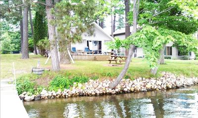 Beautiful Lake Front Property Located on the Cloverleaf Lakes.