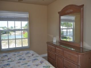 Vacation Homes in Marco Island house photo - Bedroom Upstairs, Queen bed pic 2