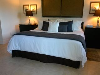 Boca Raton villa photo - West Wing Master Suite - King Size Bed