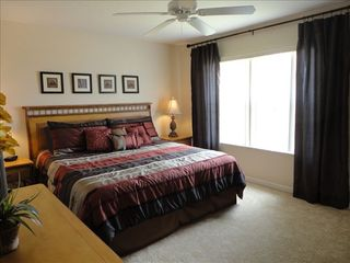 Regal Palms townhome photo - King Master with ensuite