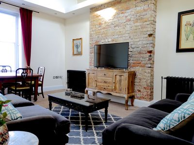 Luxury Sea View Apartment 2 beds, Next to Margate Old Town