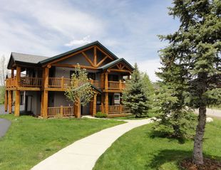 Steamboat Springs condo photo - Exterior view of Saddle Creek Townhome