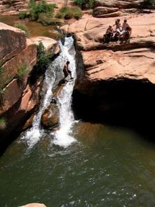 Swimming Hole near Moab