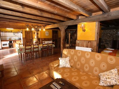 Rustica cottage in the Mountain Palentina