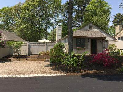 Beautiful, Freshly Updated Patio Home In The Mews Village, New Seabury