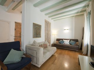El Raval apartment photo - Sitting Area with TV