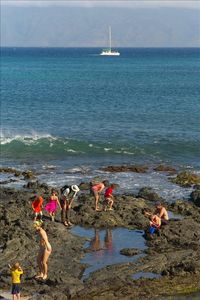 Napili Bay with Tide Pools.