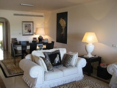 Nueva Andalucia apartment rental - Lounge/diner