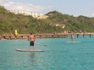 Aguadilla condo photo - View of Puerta Del Mar from Crash Boat Beach