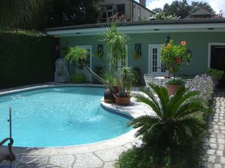 New Orleans apartment photo - Pool / Patio Area