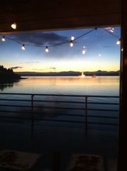 Seattle house photo - The view from Ray's Boathouse. A favorite restaurant in Ballard
