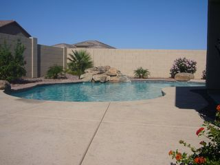 Casa Grande house photo - Enjoy a relaxing day by the pool.