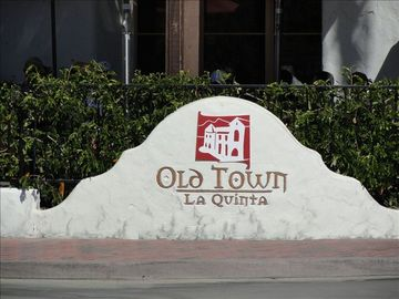 "ONLY ABOUT A 6 MINUTE DRIVE RIGHT DOWN THE STREET TO THE POPULAR ""OLD TOWN""..."