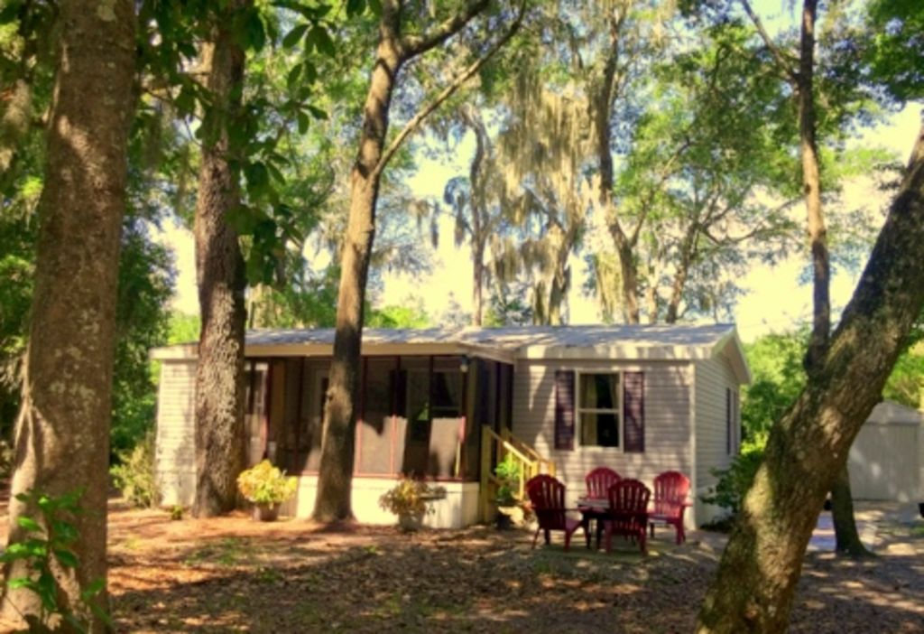 1.5 Acres Of Pristine Woodlands And Wetlands On Colonels Island, Georgia