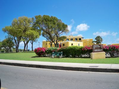 Tour Fort Christiansted.