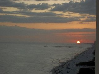 Ocean Reef condo photo - Sunset