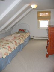 Orleans house photo - One of upstairs bedrooms with two twin beds