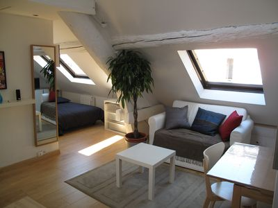 Studio in the heart of Lyon Peninsula
