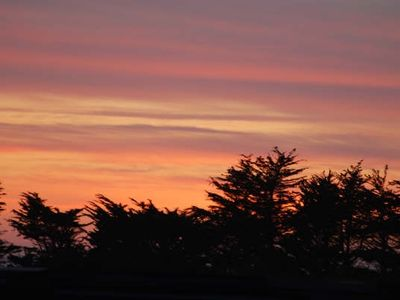 Sunset View - Sea Ranch, California