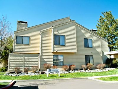 Exterior of Units at the Club Lakeridge Resort