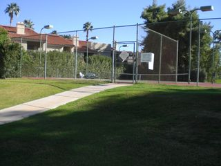 McCormick Ranch Scottsdale condo photo - Tennis courts on green belt