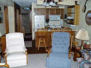 Branson condo photo - One of the few things in the area that is free. No license need here!