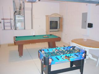 Westridge villa photo - Pool, foosball, and PS2 (X box in the house)