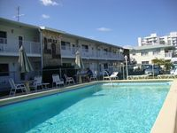 ACROSS THE STREET FROM THE BEACH in Pompano Beach, Canal View