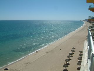 Puerto Penasco condo photo - View looking west from Cristal 708 balcony