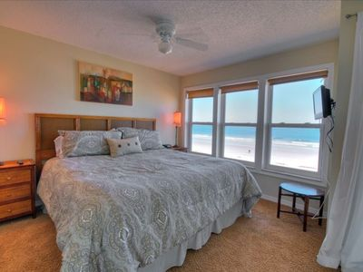 Breathtaking views  from your own master suite!