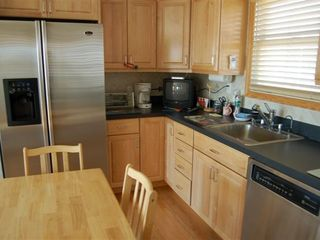 Provincetown townhome photo - Fully Equipped Kitchen, Top of the Line Appliances