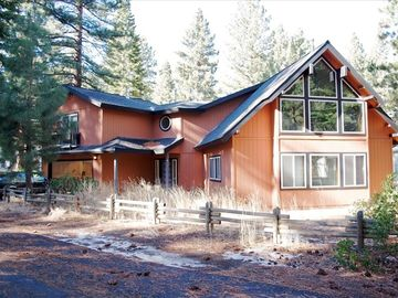 Tahoe Valley house rental