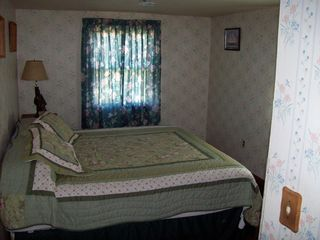 Plum Island house photo - Bedroom w/ king bed
