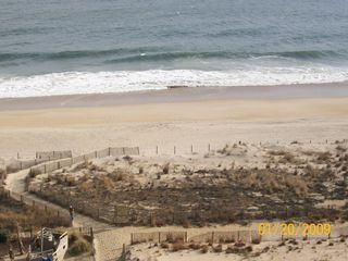 Vacation Homes in Ocean City condo photo - beach photo from your private balcony