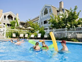 Edgartown hotel photo - The Winnetu is the only resort at South Beach.