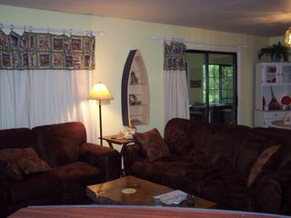 Pigeon Forge chalet photo - Come on in, take your shoes off, relax!