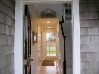 Siasconset house photo - ~~~Entry to a special spot in Sconset~~ NOW AVAILABLE FOR RENT IN JULY