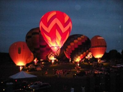 Balloon Weekend