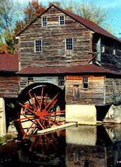 Pigeon Forge cabin photo - Oniginal Grist Mill in Pigeon Forge still operating after more than 200 years.