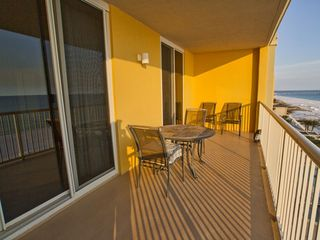 Fort Walton Beach condo photo - Balcony
