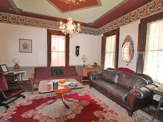 Cape May house photo - Front Parlor