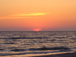 Don Pedro Island condo photo - Playing every night... Memorable sunsets!