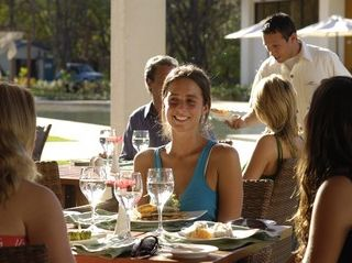 Playa Conchal villa photo - Casual Dining poolside at Beach Club at Reserva Conchal Golf Resort