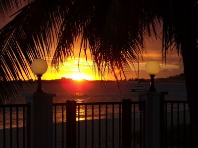 Simpson Bay condo rental - Breathtaking sunsets