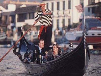 Indulge in all the magic and tradition of Venice right here in San Diego