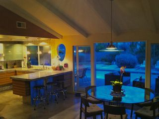 Palm Springs house photo - Award winning eco kitchen with gourmet appliances. You deserve better than IKEA