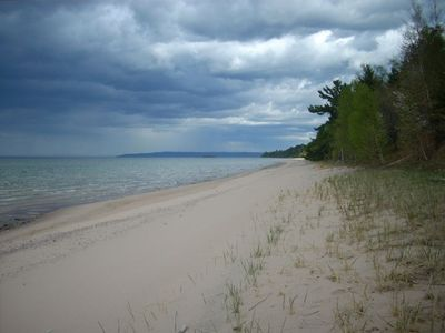 Hiawatha House Beach - Lake Superior