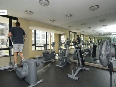 Fitness facility is open 24/7 for use by our guests